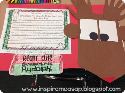 Recipe for a Really Cute Rudolph