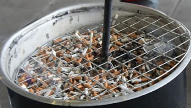 loc  - loc thumb 25255B2 25255D - Dùng đầu lọc thuốc lá để chống gỉ sắt thép