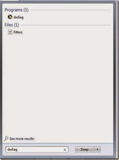 trik melihat spesifikasi komputer