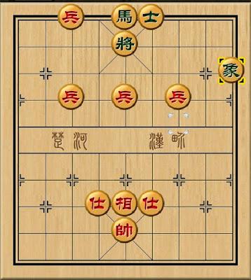 象棋-馬英九政治局勢