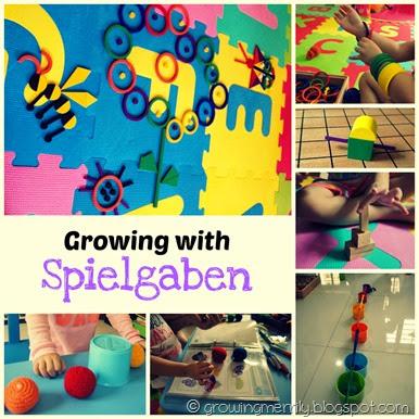 Growing With Spielgaben