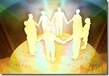 unity glow globe