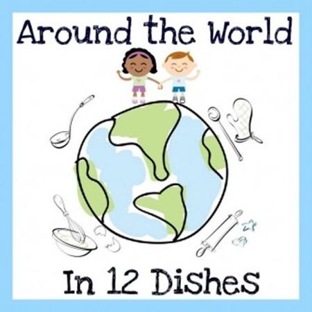 around the world in twelve dishes