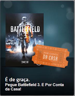 Battlefield 3: download gratuito na Origin