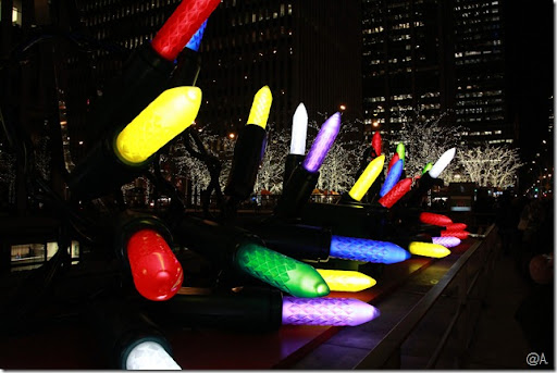big light in new york