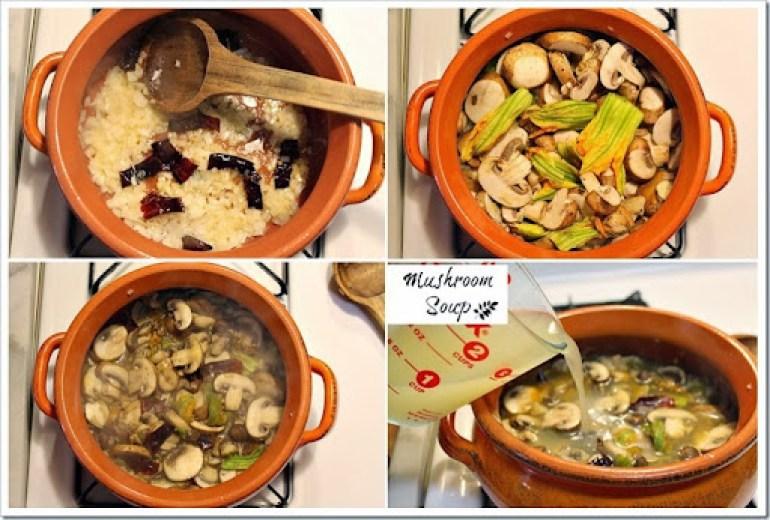 Mushroom soup14