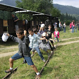 """""""De-a trenul"""""""
