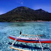 Boat On Bunaken