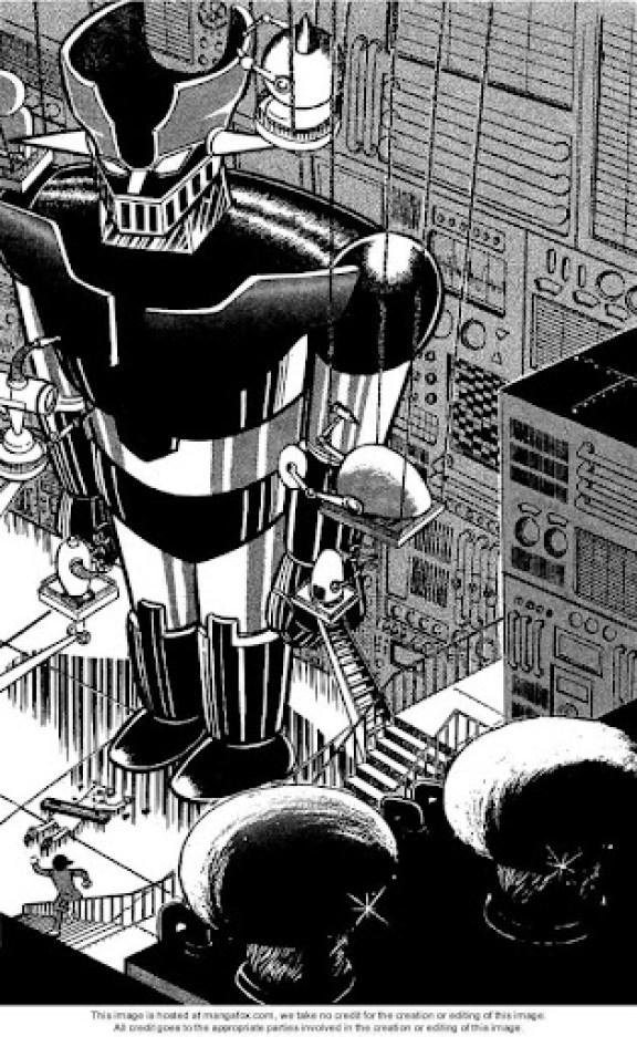 Mazinger Z Manga 2
