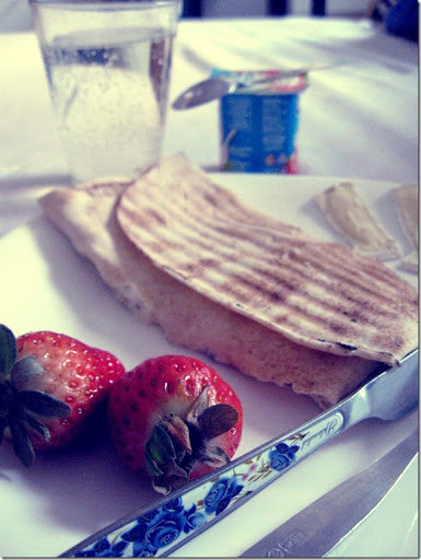 breakfast baby
