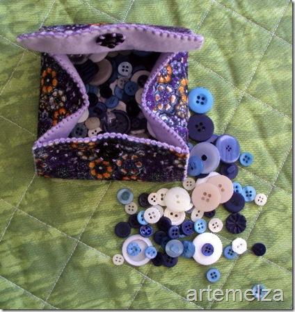 artemelza - bolsa de feltro duola 1.2
