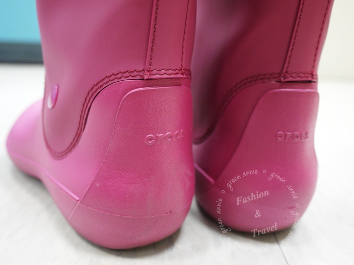 crorcs 雨靴