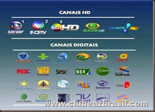 Lista dos canais livres no Oi TV Livre HD