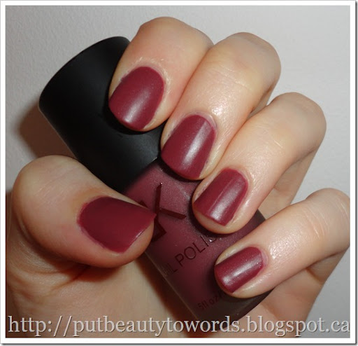 writing beauty winter nail trend