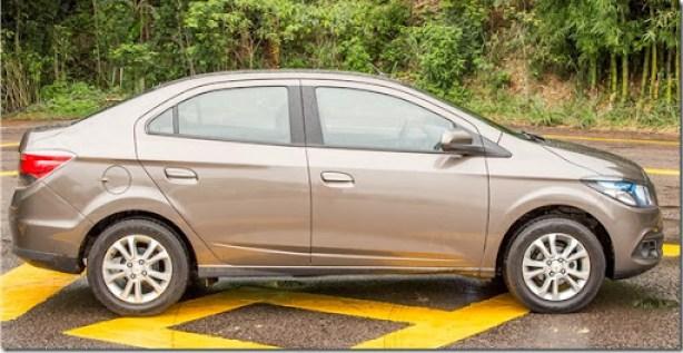 Chevrolet Prisma LTZ AT6 2014 (2)