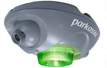 Park Assist M3 camera vision system