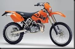 KTM 500 EXC 03