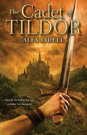 alex lidell - the cadet of tildor