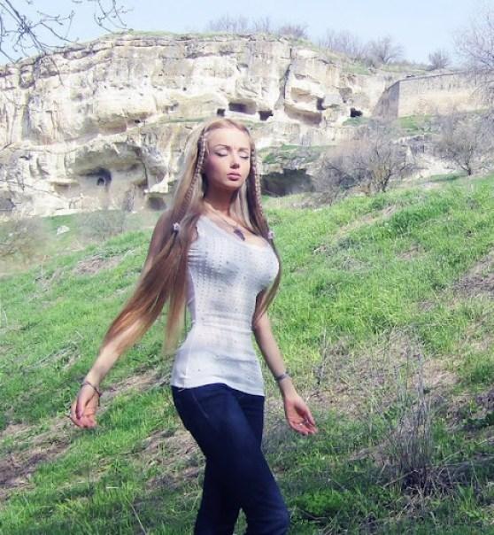Valeria Lukyanova 8