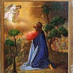 Моление о Чаше (Христос в Гефсинанском саду)