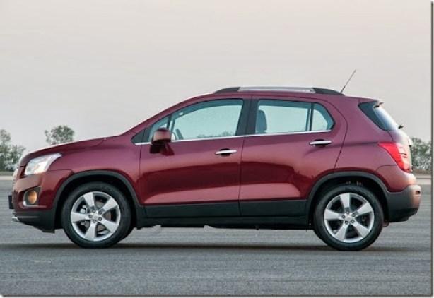 Chevrolet Tracker LTZ 2014 BR (20)