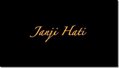 Janji Hati 2014