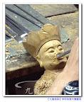 【神明佛像開臉過程】圓滿佛堂~神明佛像木雕藝術@台北板橋九龍佛具