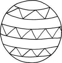 Dibujos de la bola del mundo para imprimir