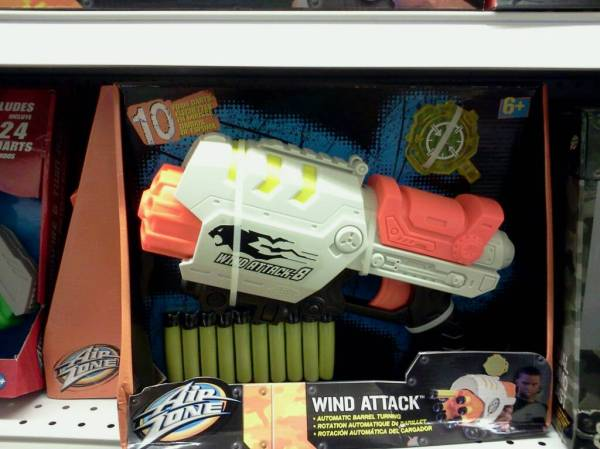 Went Toys R Us look at what I saw