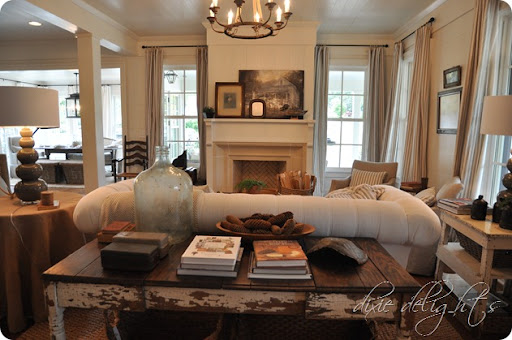 Southern Living 2012 Idea House – Dixie Delights
