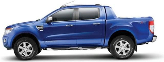 Nova Ford Ranger 2013 XL, XLS, XLT, Limited (9)