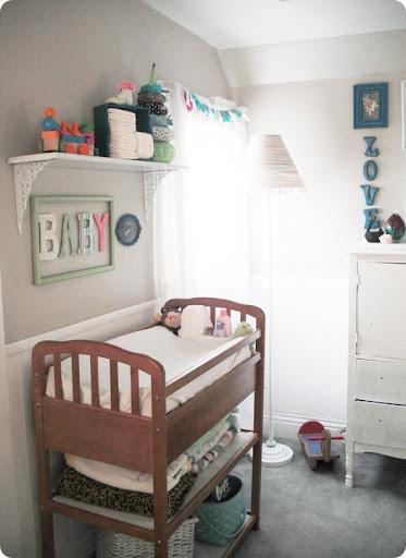 A Woman's Haven Nursery Reveal