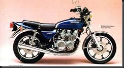 Kawasaki Z 650 Custom
