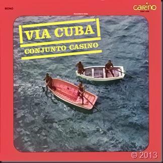 Conjunto Casino - Via Cuba - front