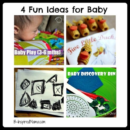 4 Ideas for Baby