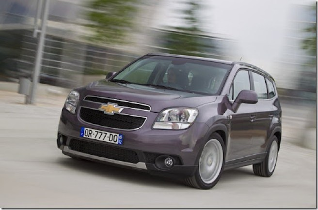 Chevrolet Orlando [2]