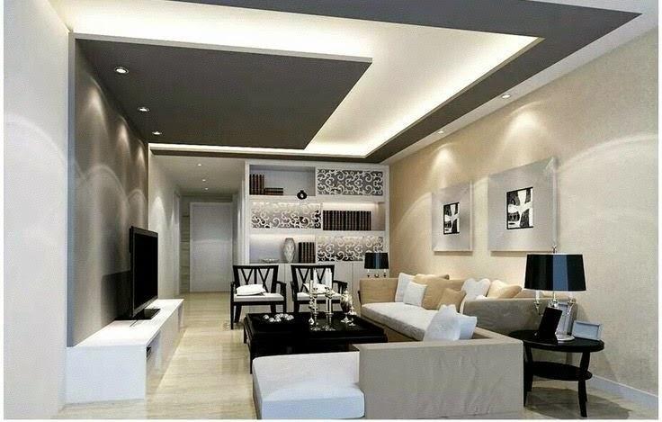 ✓ homelook.it è una grande piattaforma per interior design in italia che facilita. Controsoffitti In Cartongesso Soggiorno