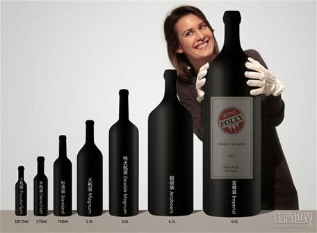 尋俠堂葡萄酒鋪: 巨大的美學-1.5L到6L的震撼