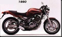 Yamaha SRX400 90