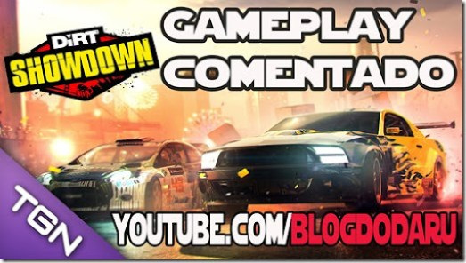 Dirt Showdown – Gameplay – Comentado