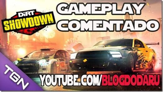 Dirt Showdown – Gameplay – Comentado