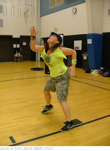 'Strong B.A.N.D.S. ZUMBA' photo (c) 2003, JBLM  MWR - license: http://creativecommons.org/licenses/by/2.0/