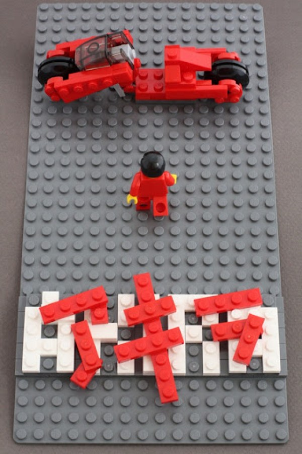 Akira LEGO 1