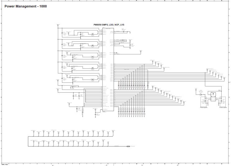Sony Ericsson Xperia LT15i, LT15a Schematics