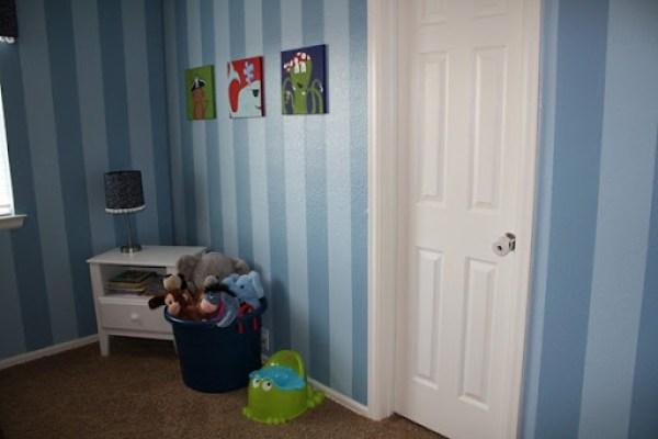 summer house blue