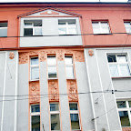 Most buildings on the Wolności Street have already been renovated.