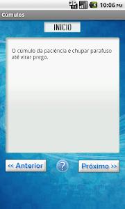Cúmulos - Os Melhores screenshot 2