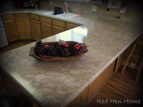 Painting kitchen counter tops countertops