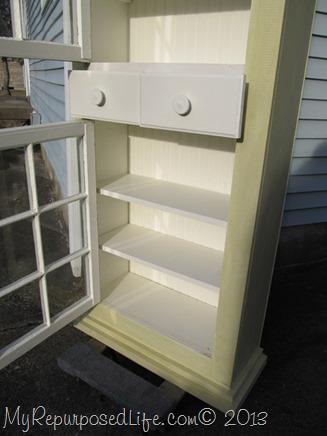 DIY tall Cupboard