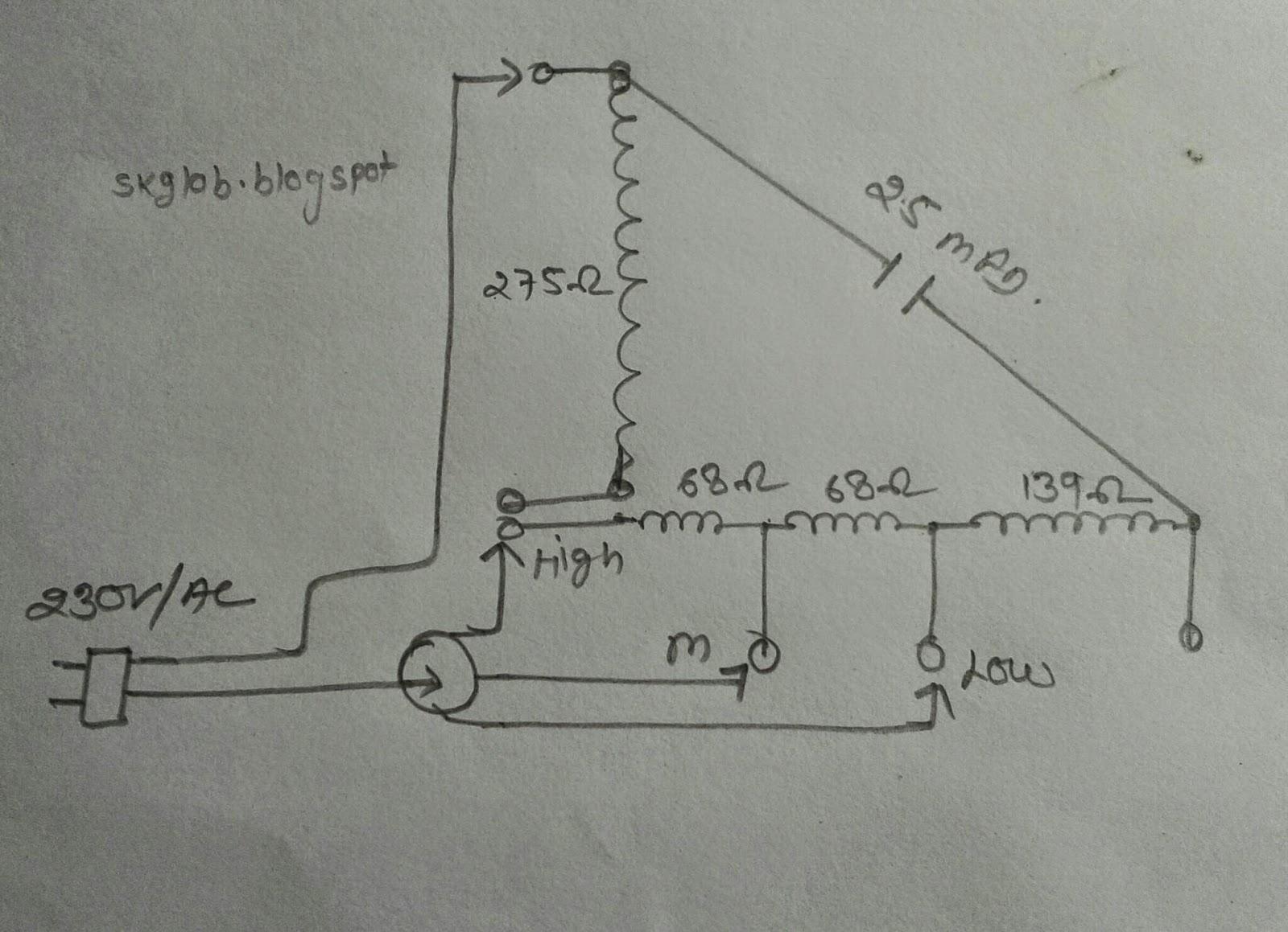 Table Fan Diagram Wiring Diagram Dash